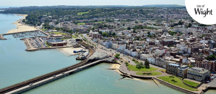 Ryde Isle of Wight, the new home of Jack Up The 80s