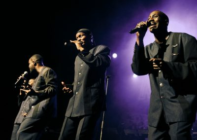 The Magic of Motown Under the Stars Concert